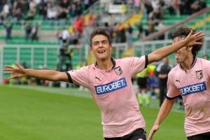 Dybala-Palermo-Sampdoria