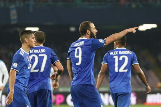 Soccer: Italy Cup; Napoli- Juventus