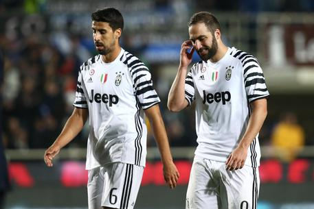Soccer: Serie A; Atalanta-Juventus