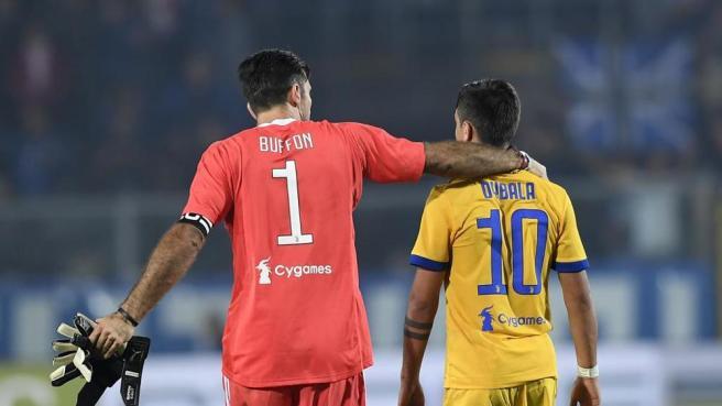 Buffon Dybala