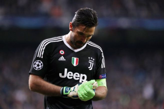Gianluigi Buffon (Juventus Turin) during the UEFA Champions